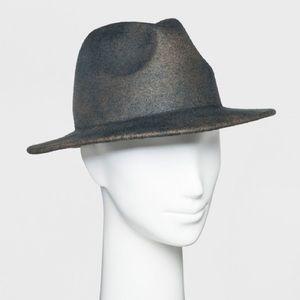 Universal Thread Teal Felt Panama Hat